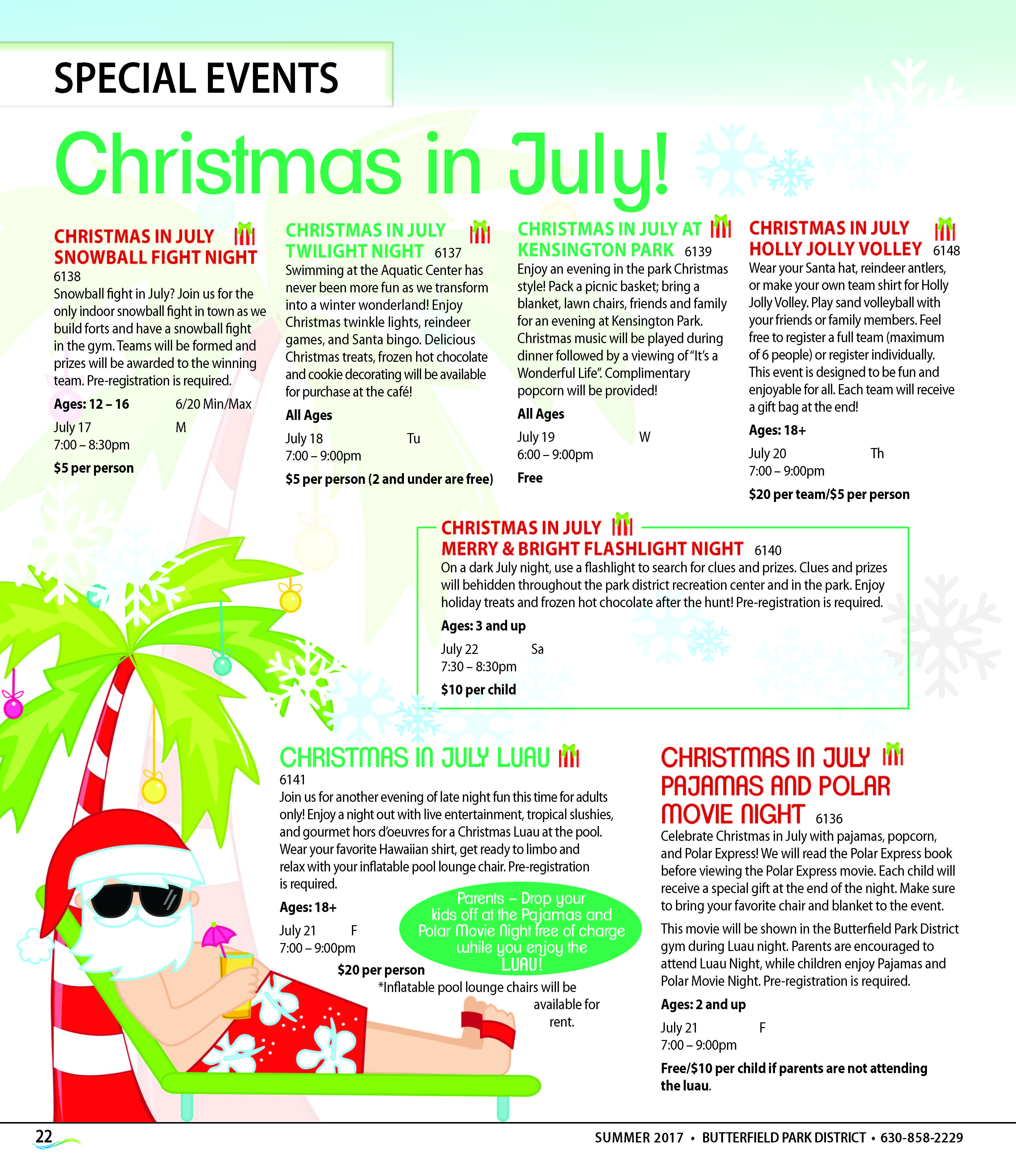 17 18 christmas in july ec youth teen adult